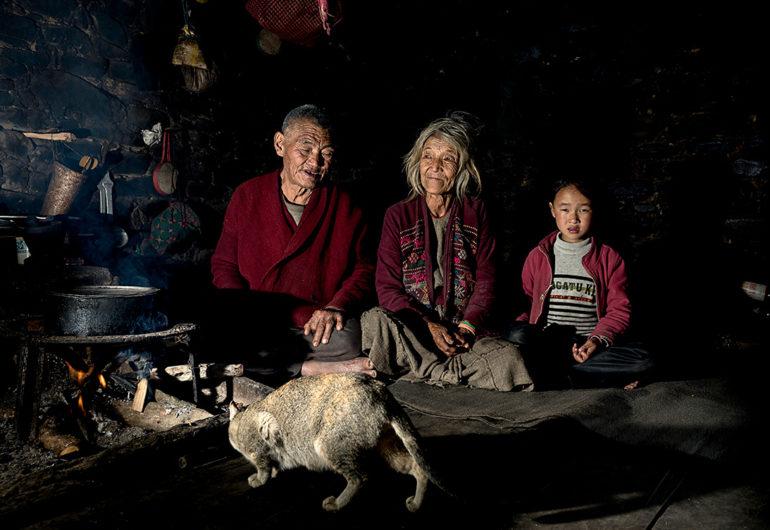 merak and sakten, bhutan