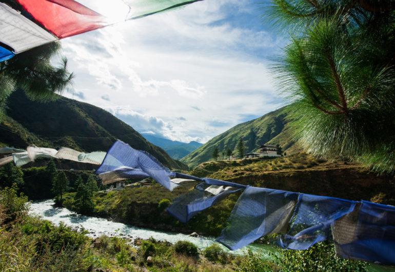 tachog lhakhang, bhutan, paro