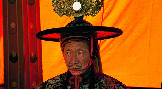 Black Hat Dance, Punakha Tshechu